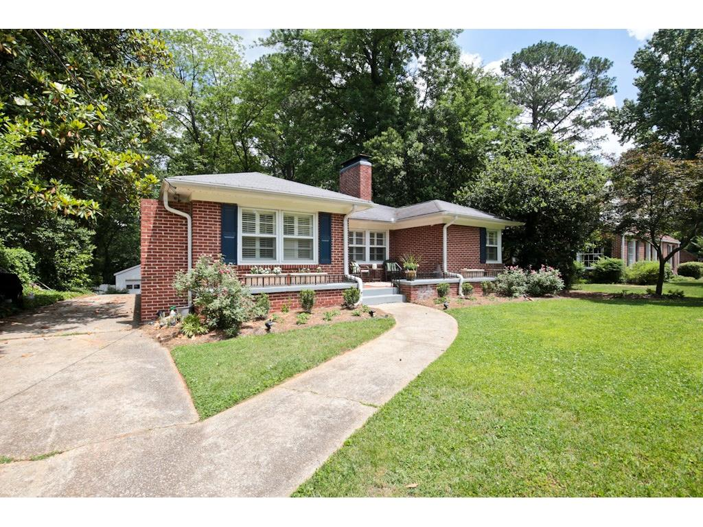 88 Clarendon Avenue, Avondale Estates, GA - USA (photo 2)