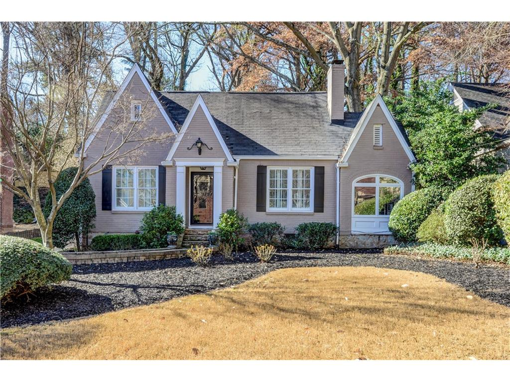 Ansley Park Atlanta Real Estate